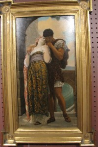 Oil on Board Sir Frederick Leichton $2350.00