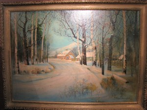Svend Svendsen 1864-1934 $1450.00