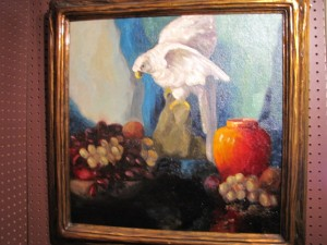 Still Life Oil on Canvas ca.1915 Unsigned $1650.00