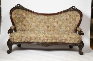 Exceptional Large 5-piece Parlor Suite  $14500.00