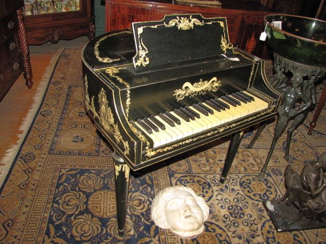 Child Sized Baby Grand Piano $1250.00