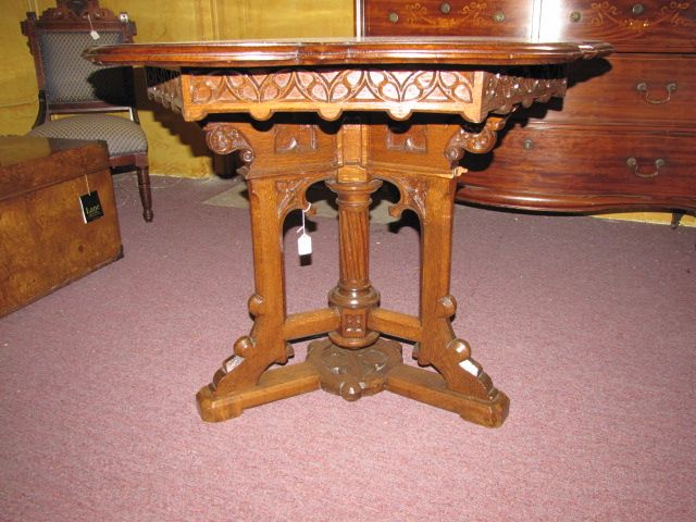 Gothic Table $1250.00