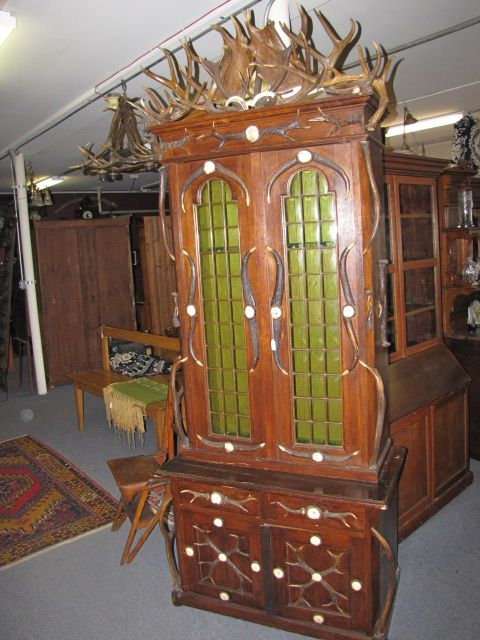 Black Forest Gun Cabinet $750.00