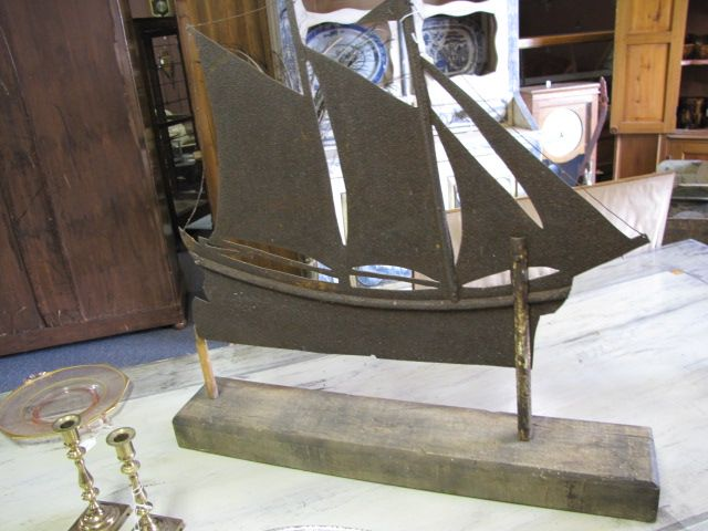Iron Weather Vane $350.00
